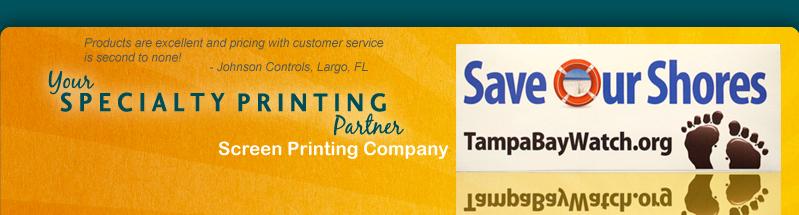 Screen Printing Company Tampa Miami Tallahassee